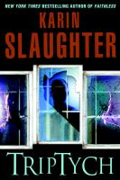 Book cover for Triptych by Karin Slaughter
