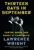Book cover for Thirteen Days in September