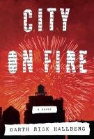 Book cover for City of Fire