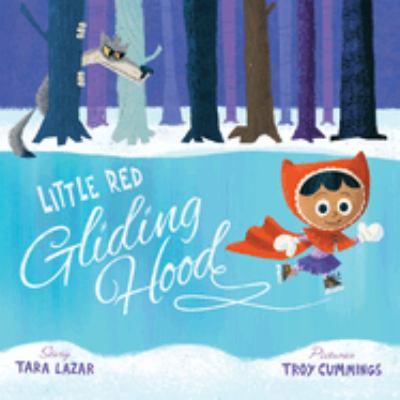 Little Red Skating Hood