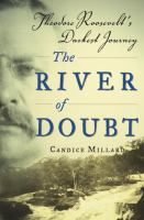 Book cover for The River of Doubt by Candice Millard