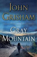 Book cover for Gray Mountain by John Grisham