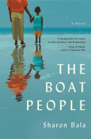 The Boat People book cover