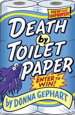 Cover Art for Death by Toilet Paper