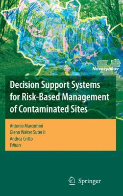 Book Cover: Decision Support Systems for Risk-Based Management of Contaminated Sites