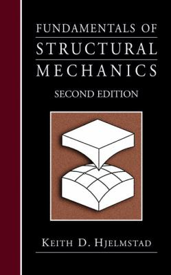 book cover: Fundamentals of Structural Mechanics