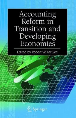 A picture of the front cover of Accounting Reform in Transition and Developing Economies.