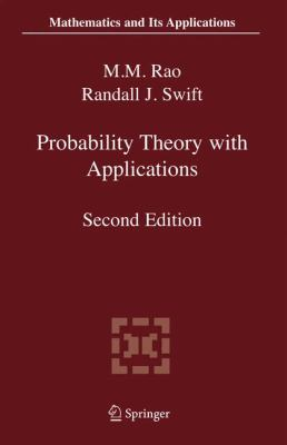 book cover: Probability Theory with Applications