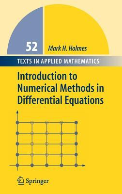 book cover: Introduction to Numerical Methods in Differential Equations