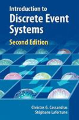 book cover: Introduction to Discrete Event Systems