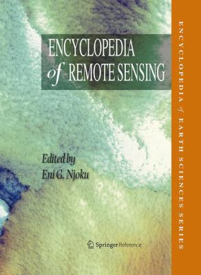 Book Cover : Encyclopedia of Remote Sensing