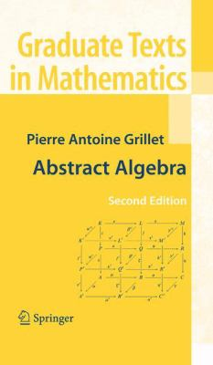 book cover: Abstract Algebra