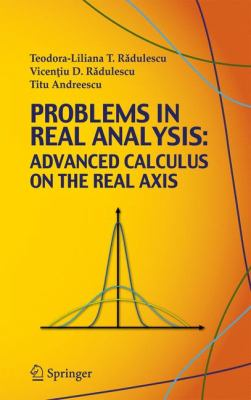 book cover: Problems in Real Analysis