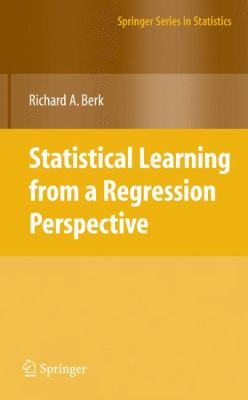 book cover: Statistical Learning from a Regression Perspective