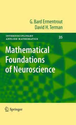 book cover: Mathematical Foundations of Neuroscience