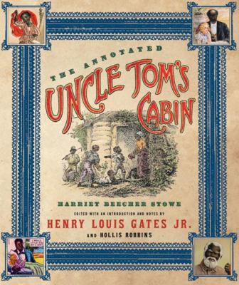 Annotated Uncle Tom's cabin cover art