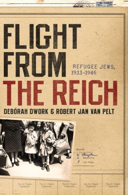 Book cover for Flight from the Reich.