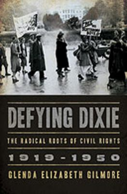 Book cover for Defying Dixie.