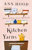 Kitchen Yarns book cover