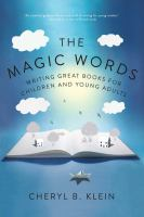 Book cover for The Magic Words