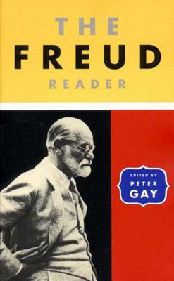 Book Cover for The Freud Reader