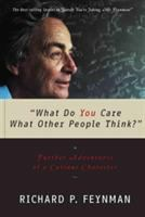 What Do You Care What Other People Think book cover