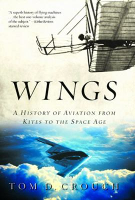 Wings, Tom D. Crouch (author)