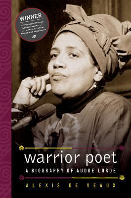 De Veaux Warrior Poet cover art