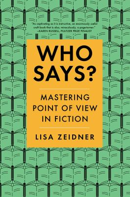 Who says? : by Zeidner, Lisa,