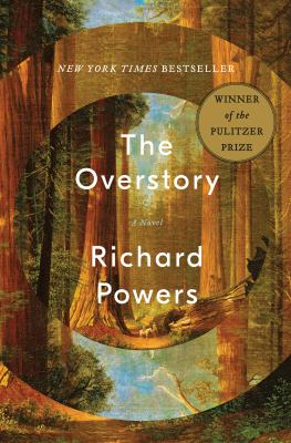 Book cover: The Overstory by Richard Powers