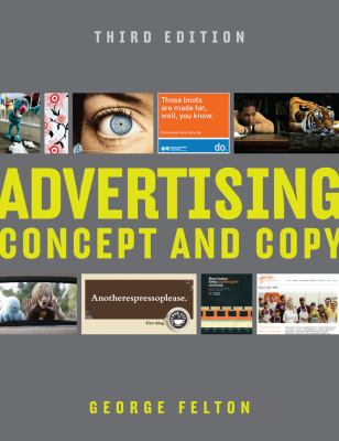 Advertising Concept and Copy Cover Art