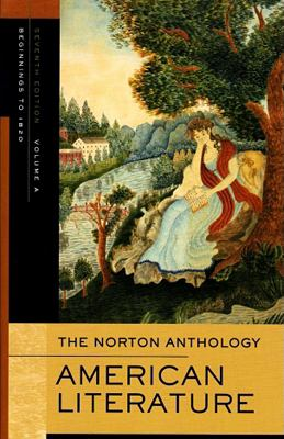 Cover art for Norton Anthology of American Literature 7e V A