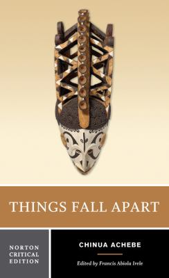 Things fall apart:  authoritative text, contexts and criticism
