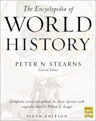 Cover of The Encyclopedia of World History
