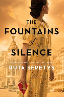 Book cover: The Fountains of Silence by Ruta Sepetys