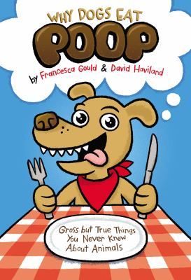 """Why Dogs Eat Poop"" book cover"