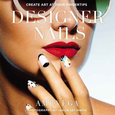 Designer Nails - Book Cover
