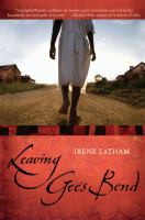 Leaving Gee's Bend book cover
