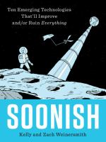 """Soonish"" book cover"