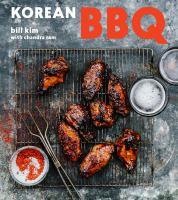 Korean BBQ book cover