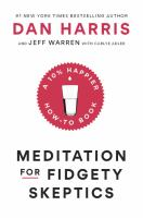 Meditation for Fidgety Skeptics book cover