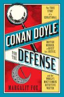 Conan Doyle for the Defense book cover