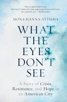 Book Cover What The Eyes Don't See