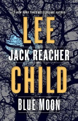 Blue Moon (Jack Reacher #24) book cover
