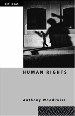 Human Rights by Anthony Woodiwiss book cover art