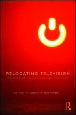 Relocating Television Cover Art