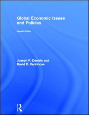 Global Economic Issues and Policies - Opens in a new window