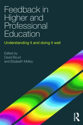 Cover Feedback in Higher and Professional Education