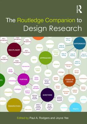 Rodgers The Routledge Companion to Design Research