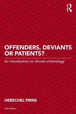 Offenders, Deviants or Patients? Cover